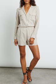 Rails Clothing RAILS LIGHTWEIGHT LINE BUTTON DOWN - Back cropped