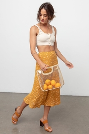 Rails London In Marigold - Front full body