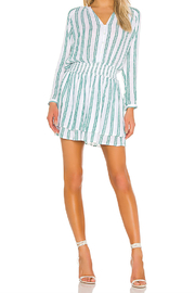 Rails Clothing RAILS LONG SLEEVE V NECK DRESS - Product Mini Image