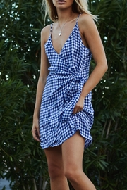 Rails Malia Blue Gingham - Product Mini Image