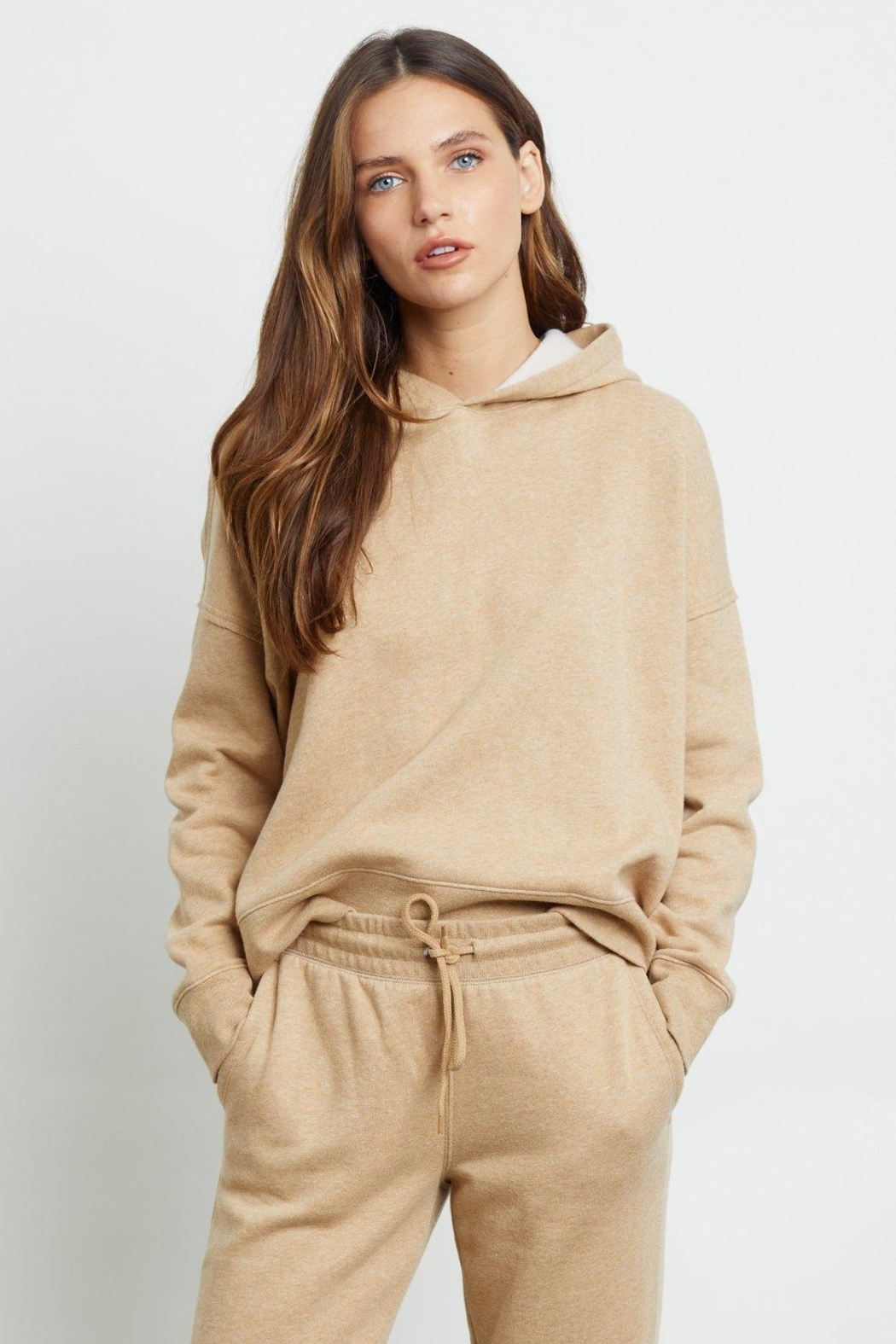 Rails Nico Heather Camel - Front Cropped Image