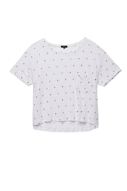 Rails Palm Tree Tee - Front cropped