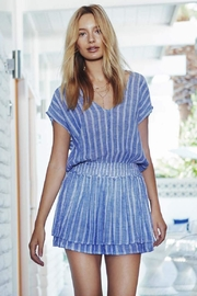 Rails Ruched Dress - Front cropped