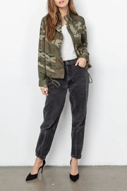 Rails Tennessee Jungle/camo Jacket - Back cropped