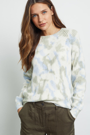 Rails Clothing RAILS TIE-DYE PULLOVER SWEATER - Product Mini Image