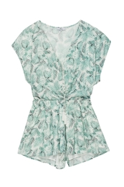 Rails Vera Print Romper - Product Mini Image