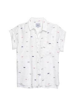 Shoptiques Product: Whitney Sunnies Button Down