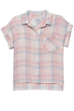 Shoptiques Product: Whitney Verona Plaid Shirt