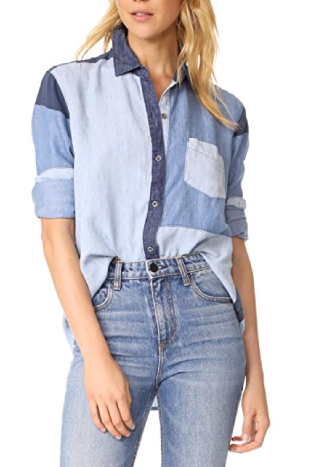Rails Zoey Button Up - Main Image