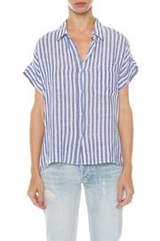 Rails Whitney Blue/White Stripe - Product Mini Image