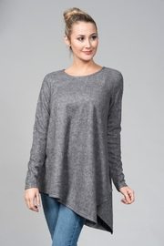 Rain Asymmetrical Tunic - Product Mini Image