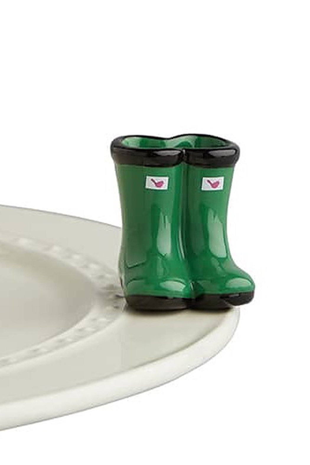 Nora Fleming Rain Boots Mini - Main Image