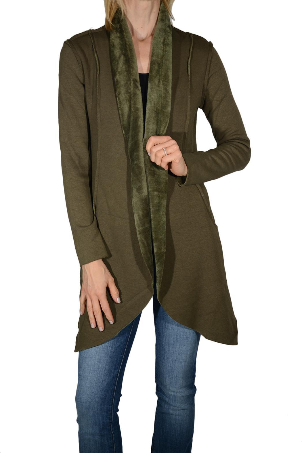 Rain-Emme Fly Away Cardigan from Denver by Marcella's — Shoptiques