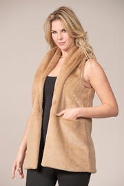 Rain Faux Fur Vest - Product Mini Image