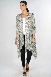 Lovestitch Rain Forest Leopard - Front cropped