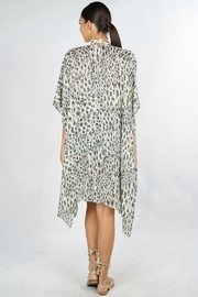 Lovestitch Rain Forest Leopard - Back cropped