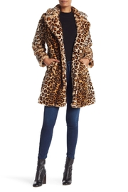 Rain Leopard Coat - Product Mini Image