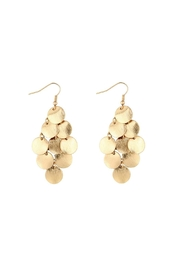 Rain Jewelry Gold Chandelier Earrings - Product Mini Image