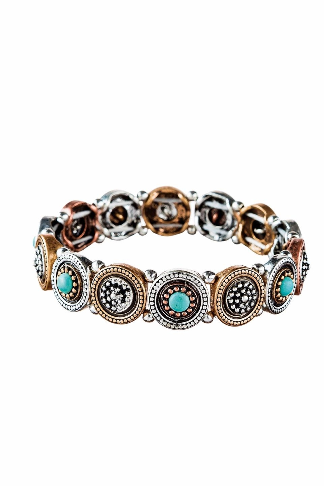 Rain Jewelry Multi Dot Bracelet - Main Image