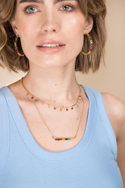 Saachi Rainbow Bright Necklace - Product Mini Image