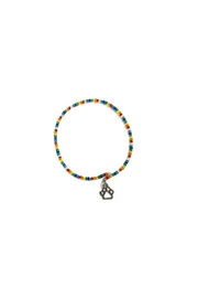 Love's Hangover Creations Rainbow Charm Bracelet - Front cropped