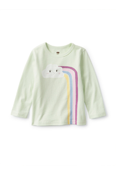 Shoptiques Product: Rainbow Cloud Graphic Tee
