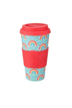 Sass & Belle Rainbow Coffee Cup - Alternate List Image