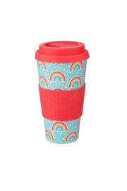 Sass & Belle Rainbow Coffee Cup - Product Mini Image