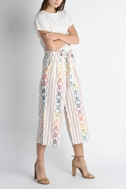 Current Air Rainbow Culottes - Side cropped