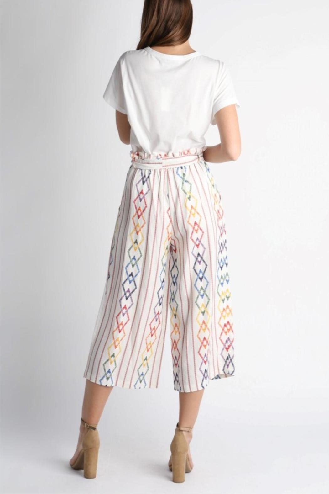 Current Air Rainbow Culottes - Front Full Image