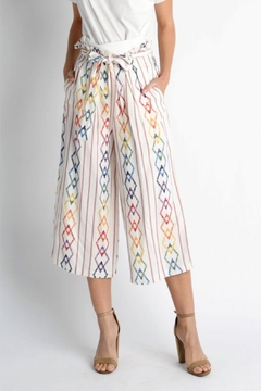 Current Air Rainbow Culottes - Product List Image