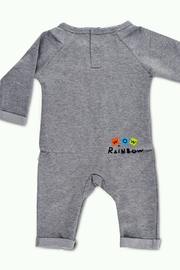 T & Tim Rainbow Dream Long-sleeve Outfit - Front full body