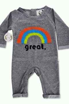 T & Tim Rainbow Dream Long-sleeve Outfit - Product List Image