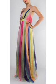 luxxel Rainbow Enchantress Gown - Side cropped