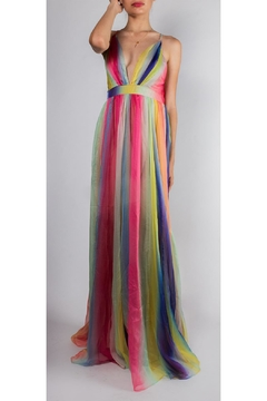 Shoptiques Product: Rainbow Enchantress Gown