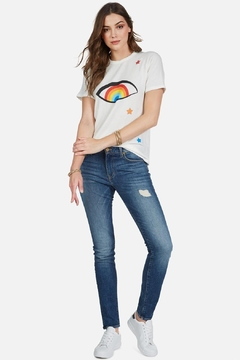 Lauren Moshi Rainbow Eye Tee - Alternate List Image