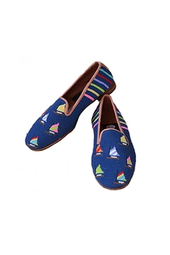 By Paige Rainbow Fleet Loafers - Product List Image