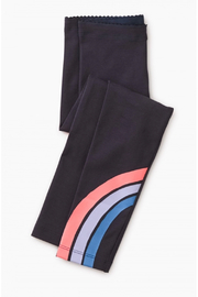 Tea Collection Rainbow Graphic Leggings - Front cropped