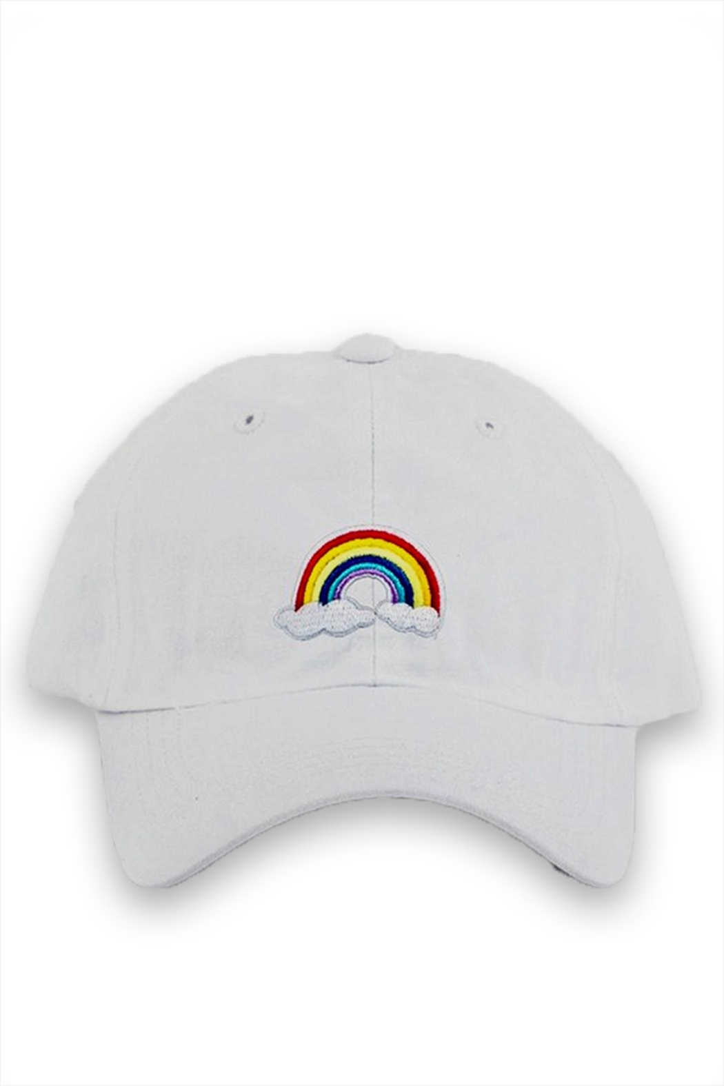 Pickles & Olive's Rainbow Hat - Main Image