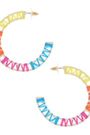 Bluebell Rainbow Hoops - Product Mini Image