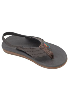 Shoptiques Product: Rainbow Kidscapes Sandal in Dark Brown