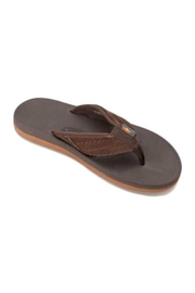 Rainbow Kidscapes Sandal in Dark Brown - Product Mini Image
