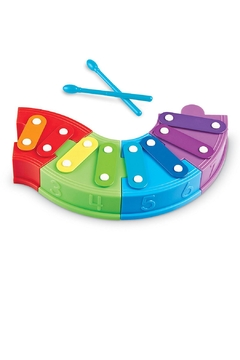 Learning Resources Rainbow Learning Xylophone - Alternate List Image