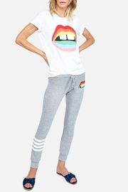 Lauren Moshi Rainbow Lip Bottoms - Back cropped