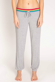 PJ Salvage Rainbow lounge pant - Front cropped