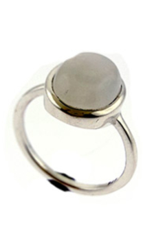 Crystal Earth Rainbow Moonstone Ring.... - Product List Image