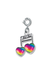 Charm It Rainbow Music Note Charm - Product Mini Image