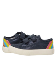 Level Rainbow Navy Sneakers - Product Mini Image