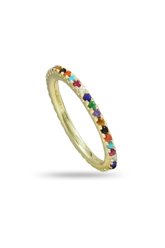 Jaimie Nicole Rainbow Ring - Product List Image