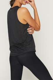 SPIRITUAL GANGSTER Rainbow SGV Active Muscle Tank - Side cropped